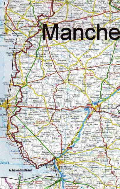 Coutances Avranches 233 Tape De Tatihou Le Mont Saint Michel